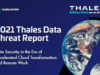2021 Thales Global Data Threat Report
