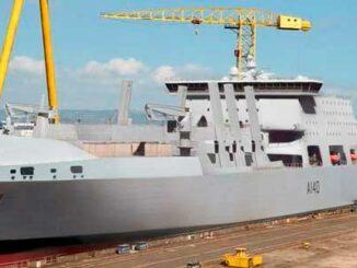 Fleet Solid Support Ship