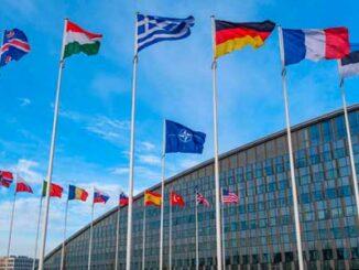 banderas OTAN