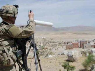 U.S. Army guerra electrónica