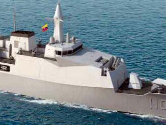 Fragata ligera de uso general Venator-110