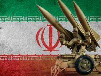 Artillería Iraní