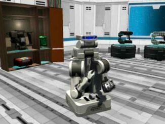 diálogo soldados robots