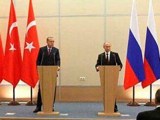 Turquia Rusia