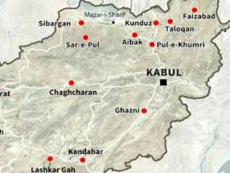 Avance Talibán