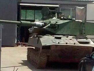 tanque serbia