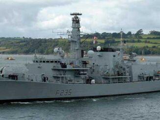 Fragata Type 23